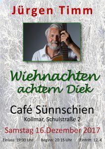 Café Sünnschien Wiehnachten achtern Diek 02 2017